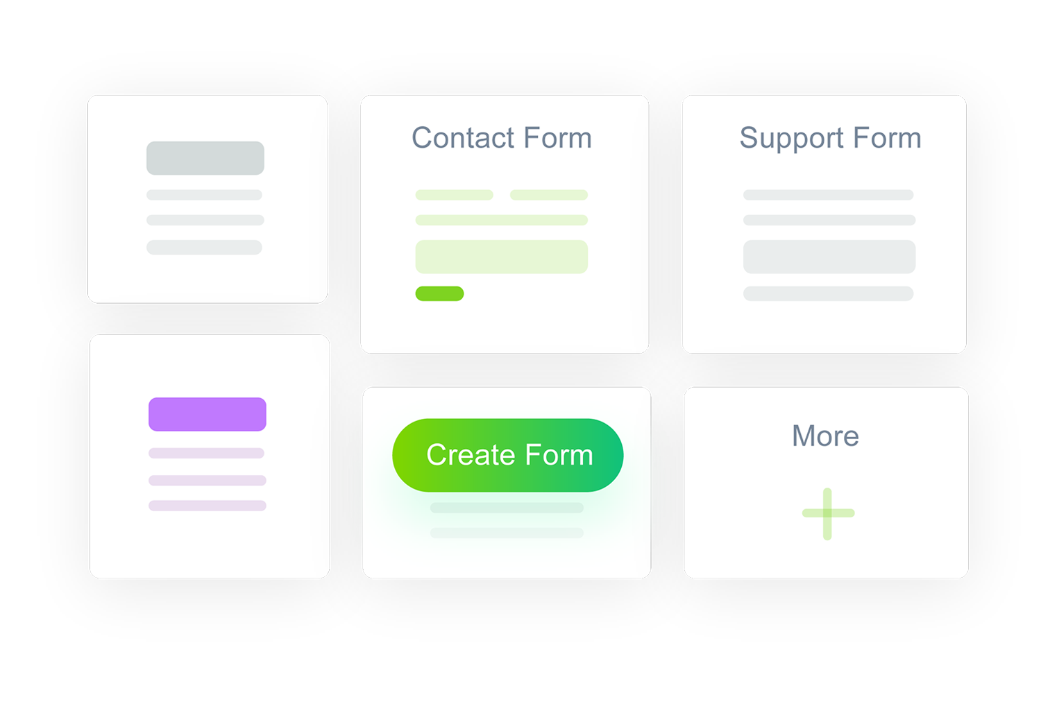weForms offers over 25 WordPress contact form templates