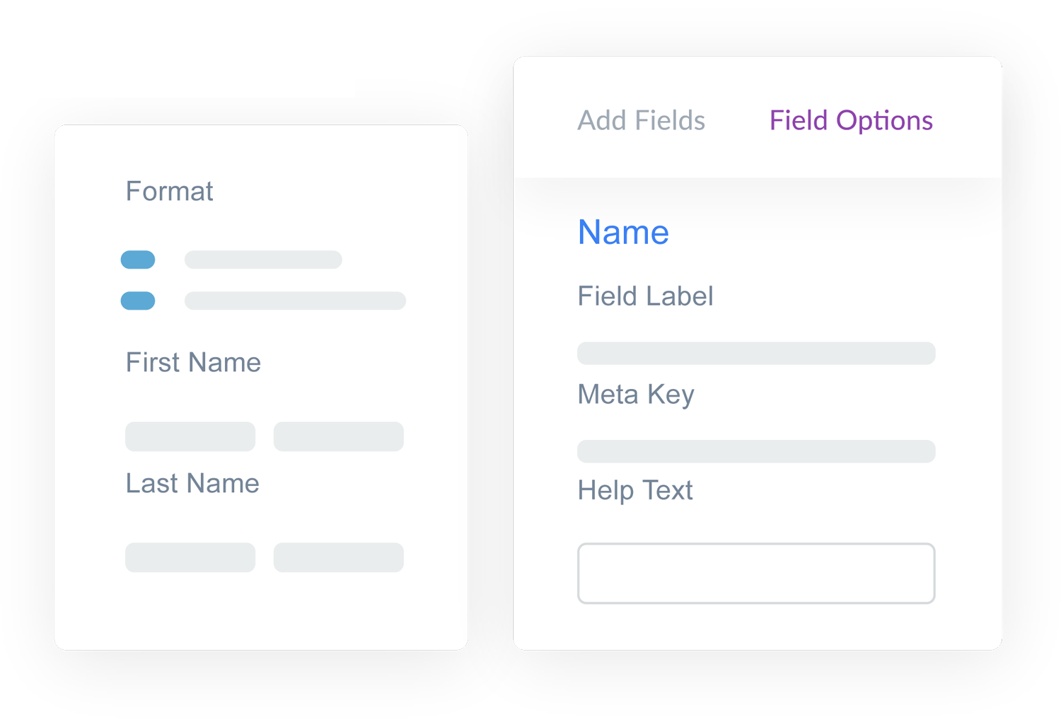 weForms has WordPress Forms with Custom Fields